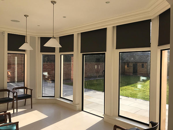 Qmotion Blinds Visual Control Systems