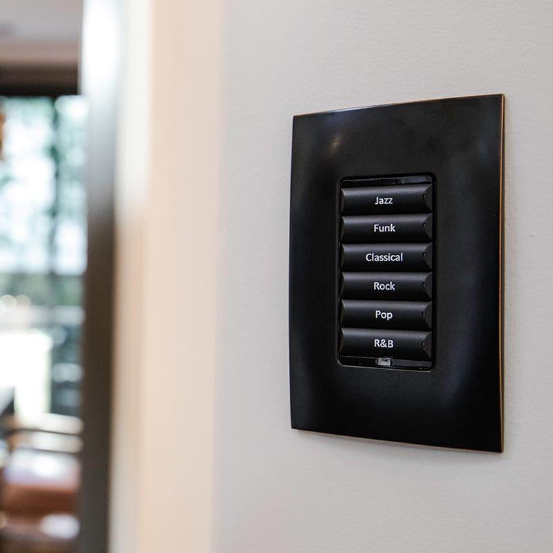 Wired/Wireless keypad