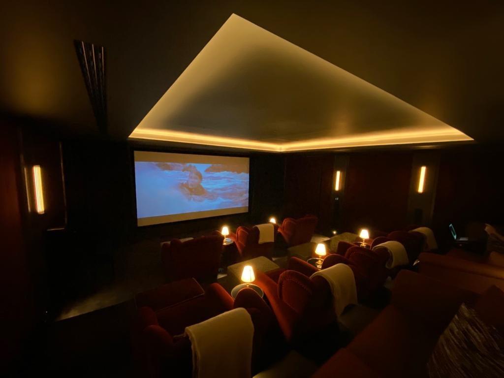 Glos Home cinema